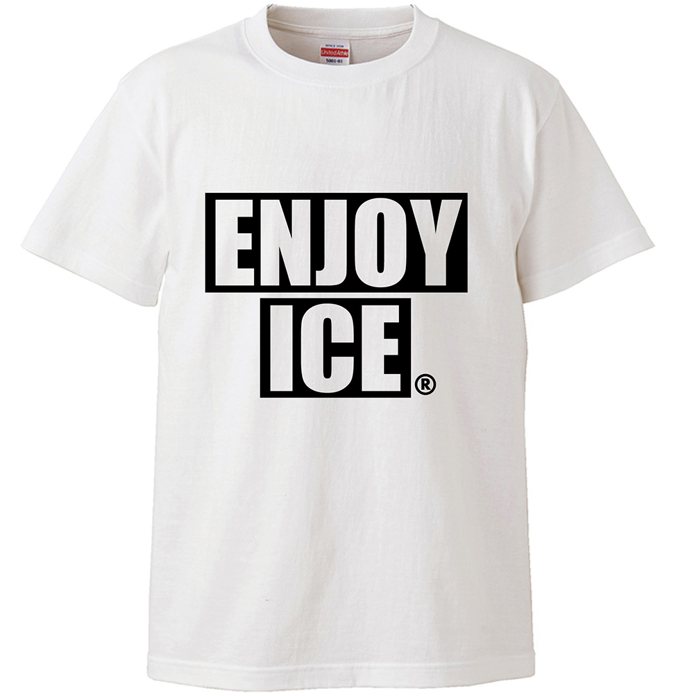 ENJOY ICE Tシャツ